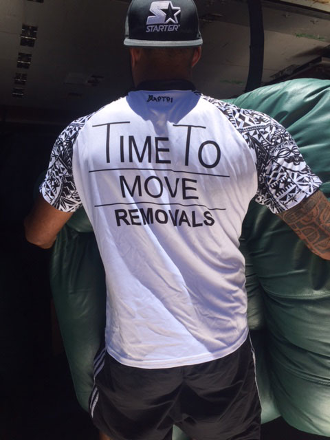 Time to move removals company in Brisbane